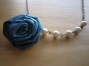 Pearls and Pumps Necklace