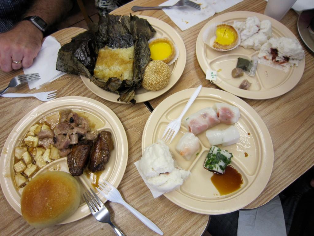 San Francisco Dim Sum Breakfast