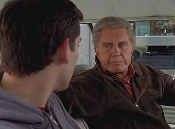 Uncle Ben from Spiderman movie, 2002